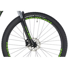 "Ghost Kato 2.9 AL 29"" night black/riot green"